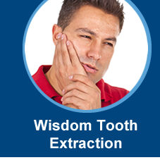 Wisdom Teeth and Extractions with Hamilton OH dentist